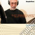 Eliot Zigmund Quartet - Breeze cd musicale di Eliot zigmund quarte