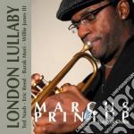 Marcus Printup - London Lullaby cd musicale di PRINTUP MARCUS