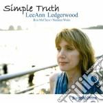 Lee Ann Ledgerwood - Simple Truth cd musicale di LEE ANN LEDGERWOOD