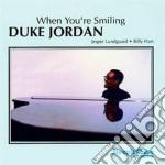 Duke Jordan - When You're Smiling cd musicale di Duke Jordan