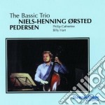 Niels-henning Orsted Pedersen - The Bassic Trio cd musicale di Niels-henning orsted pedersen