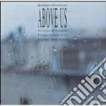 Above us cd musicale di Roberto ottaviano qu
