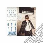 Riccardo Fassi & Flavio Boltro - One For Leonardo cd musicale di Riccardo fassi & fla