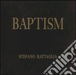 Stefano Battaglia - Baptism cd musicale di Stefano Battaglia