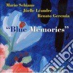 Mario Schiano - Blue Memories cd musicale di Mario Schiano