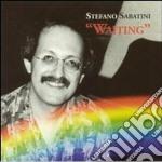 Stefano Sabatini - Waiting cd musicale di Stefano Sabatini