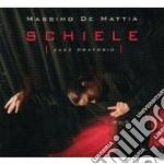 Massimo De Mattia - Schiele cd musicale di Massimo de mattia