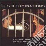 Claudio Cojaniz & Giorgio Pacorig - Les Illuminations cd musicale di Claudio cojaniz & giorgio paco