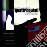 Quattro Quinti Project - Flores For Luca cd musicale di Quattroquinti