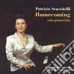 Patrizia Scascitelli - Homecoming cd musicale di Scascitelli Patrizia