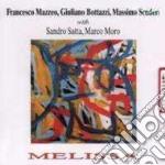 Mazzeo / Bottazzi / Scuderi - Melissa cd musicale di F.mazzeo/g.bottazzi/m.scuderi