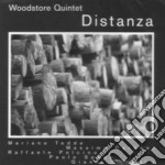 Woodstore Quintet - Distanza cd musicale di Quintet Woodstore