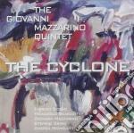Giovanni Mazzarino Quintet - The Cyclone cd musicale di The giovanni mazzari