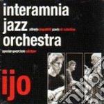 Interamnia Jazz Orchestra - Ijo cd musicale di Interamnia jazz orch
