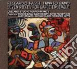 Riccardo Fassi Tankio Band - Seven Pieces For Large... cd musicale di Riccardo fassi tanki