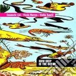 E.cisi/n.muresu/z.kaucic - How Deep Is The Ocean cd musicale di E.cisi/n.muresu/z.ka