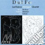 Lanfranco Malaguti Quartet - Double Face cd musicale di MALAGUTI LANFRANCO