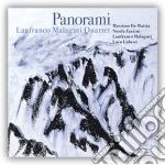 Lanfranco Malaguti Quartet - Panorami cd musicale di Lanfranco malaguti q