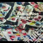 Fabio Riso - Improvvisi cd musicale di Frigo Fabio