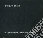 Andrea Rossi Andrea - Baudrillard Est Mort cd musicale di Andrea Rossi