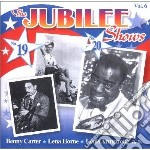 Benny Carter / Lena Horne / Louis Armstrong - The Jubilee Shows 19 & 20 cd musicale di Noone Jimmie