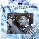 Henry Allen - Collection Vol 5 1937-41 cd musicale di The henry red allen collection