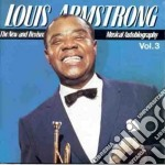 New and revisited vol.3 cd musicale di Louis Armstrong