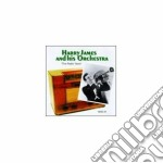 The radio years 1940-1941 - james harry cd musicale di Harry james & his orchestra