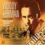 1/2 wild root radio shows cd musicale di Woody Herman