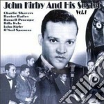 Vol.1 - kirby john cd musicale di John kirby & his sextet