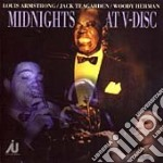 Midnights at v-disc - armstrong louis teagarden jack herman woody cd musicale di L.armstrong/j.teagarden/w.herm