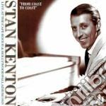 Stan Kenton - From Coast To Coast 1945 cd musicale di Stan Kenton