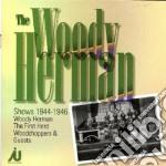 Woody Herman - Shows 1944-1946 cd musicale di The woody herman