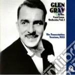 Trans. sessions 1935 v.1 cd musicale di Glen gray & the casa