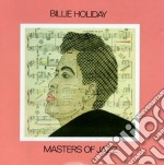 Billie Holiday - Master Of Jazz Vol.3 cd musicale di Billie Holiday