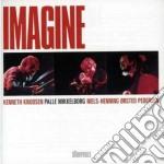 Mikkelborg / Knudsen / Nhop - Imagine cd musicale di N.h.pedersen/k.knudsen/p.mikke
