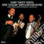 H.S. Edison / E.L. Davis / Richard Boone - Leonardo Pedersons Jazzkapel cd musicale di B H.s.edison/e.l.davis/richard