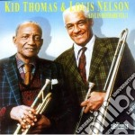 Kid Thomas & Louis Nelson - Live In Denmark cd musicale di Kid thomas & louis nelson