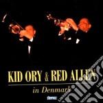 In denmark - ory kid cd musicale di Kid ory & red allen