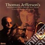 Thomas Jefferson's Int.n.o.jazzband - Same cd musicale di Thomas jefferson's i