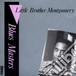 Blues masters vol.7 cd musicale di Little brother montg