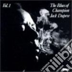 The blues of...vol.1 cd musicale di Champion jack dupree