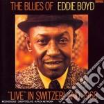 Live in switzerland 1968 - boyd eddie cd musicale di Eddie Boyd