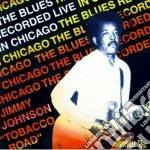 Tobacco road - johnson jimmy cd musicale di Jimmy Johnson