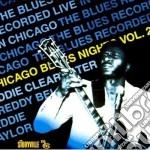 Chicago blues nights v.2 - dawkins jimmy cd musicale di Jimmy Dawkins