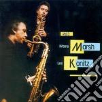 Live montmatre club v.3 - konitz lee marsh warne cd musicale di Warne marsh & lee konitz quart
