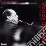 Woody Herman - Live In Warsaw cd musicale di Woody Herman