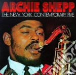 With n.york contemp.five - shepp archie cd musicale di Archie Shepp