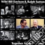 Together again - davison wild bill sutton ralph cd musicale di Wild bill davison & ralph sutt