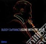 Gone with the wind - defranco buddy cd musicale di Buddy de franco quartet